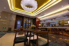 克拉玛依恒隆国际酒店大堂