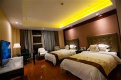 克拉玛依恒隆国际酒店豪华标间
