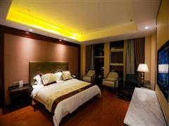 克拉玛依恒隆国际酒店豪华单间