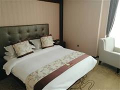 克拉玛依恒隆国际酒店豪华套间