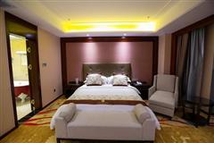 克拉玛依恒隆国际酒店行政套房