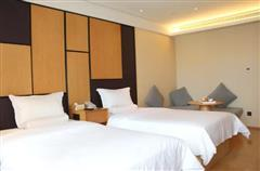 全季酒店高级双床房