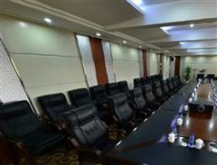 克拉玛依宾馆会议室