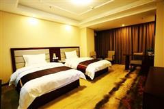 伊宁星程酒店标准双人房