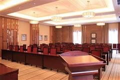 乌鲁木齐绿城百合会所会议室