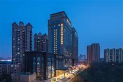 乌鲁木齐锦江国际酒店外观
