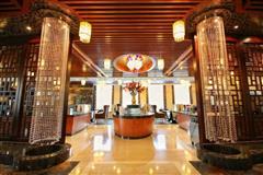 新疆航空酒店餐厅