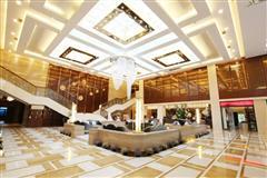 新疆航空酒店大厅