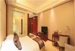 新疆航空酒店高级单人间