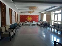富蕴额尔齐斯大酒店大厅