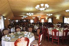 禾木山庄 餐厅