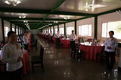 那拉提草原假日度假酒店  餐厅
