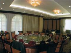 喀什塔里木石油酒店餐厅