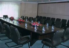 喀什塔里木石油酒店会议室