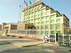 喀什塔里木石油酒店外观