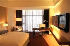 喀什深业丽笙酒店高级大床房