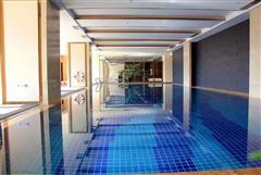 喀什深业丽笙酒店游泳池
