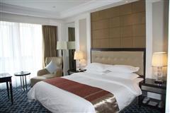 喀什月星锦江国际酒店豪华大床房