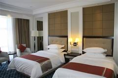 喀什月星锦江国际酒店豪华双床房