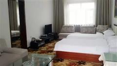 那拉提天香大自然风情园度假酒店 家庭房