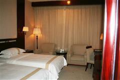 喀什温州国际酒店标准双人间