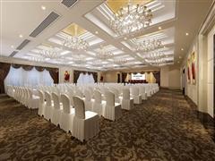 喀什温州国际酒店会议室