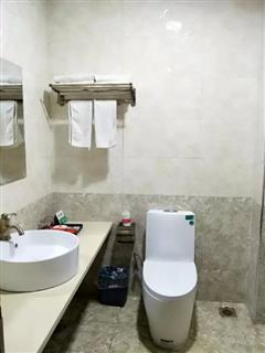 大运商务酒店  卫生间