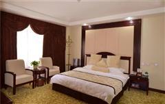 博乐艾比湖大酒店 商务套房