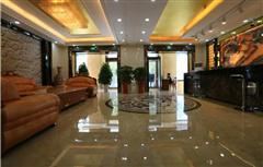 喀什南湖假日大酒店大厅