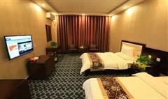 喀什南湖假日大酒店豪华标准间