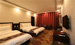 喀什南湖假日大酒店套房