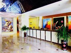 喀什西域假日酒店大厅