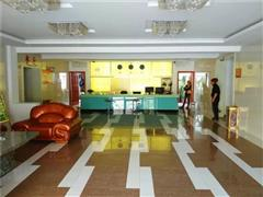 富蕴盛枫叶大酒店大厅