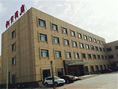 喀什航空酒店外观