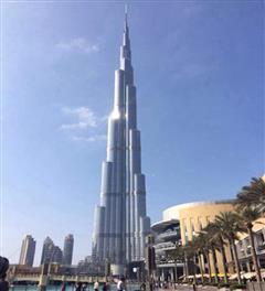 [遇见迪拜-阿联酋直飞7日]入住阿联酋精选4星级酒店双标房