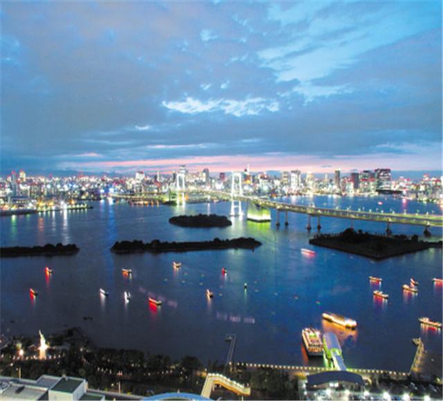 日本台场海滨公园