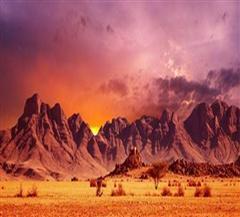 火焰山-如诗如梦